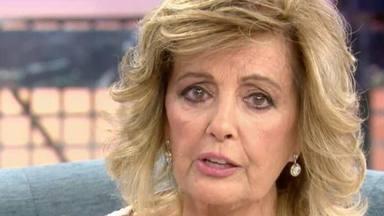 María Teresa Campos, muy angustiada durante la cuarentena junto a Terelu