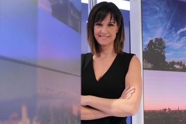 Mónica López la sustituta de Maria Casado en TVE