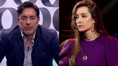 Adara y su padre se enzarzan en una discusión en 'Sálvame'