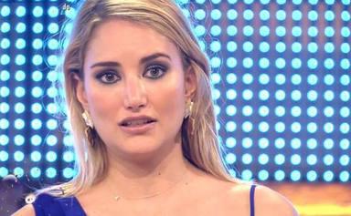Alba Carrillo confiesa el trauma con Feliciano López