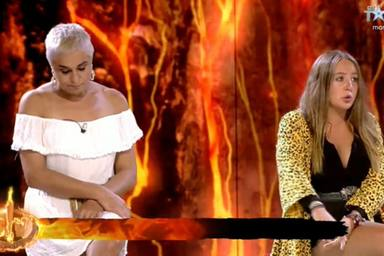 Supervivientes: Ana Maria Aldón responde