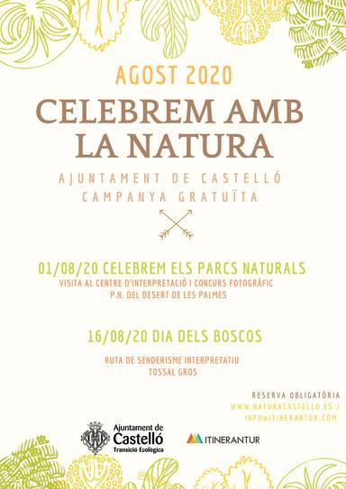 Celebrem Amb la natura