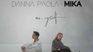 Danna Paola y Mika ofrecen una importante lección de vida con el emocionante single 'Me,Myself'