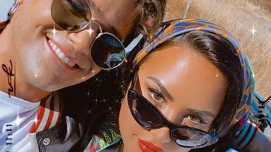 Tras comprometerse, Demi Lovato y Max Enrich toman otro paso muy especial