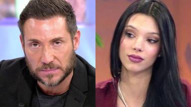 Nuevo enfrentamiento entre Antonio David y Alejandra Rubio