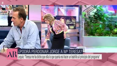 María Teresa Campos Jorge Javier Vázquez