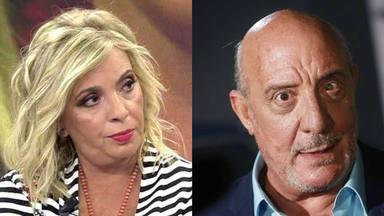 El Dioni deja muy claro su opinión sobre Carmen Borrego y el conflicto con su sobrina Alejandra Rubio