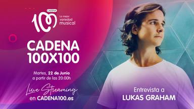 Lukas Graham se abrirá el próximo martes en CADENA 100x100 con su nueva creación 'Happy for you'