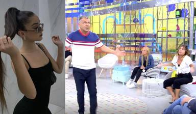 Julia Janeiro se vuelve viral con un directo en redes sociales y recibe una seria advertencia desde 'Sálvame'