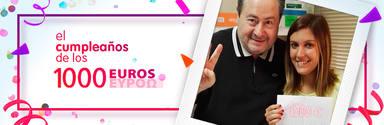 Yolanda Ha Ganado El Cumpleanos De Los 1000 Euros El Cumpleanos