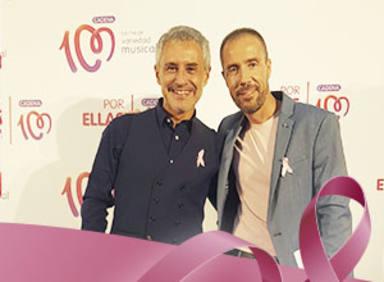 La entrevista a Sergio Dalma en el concierto CADENA 100 Por Ellas 2018