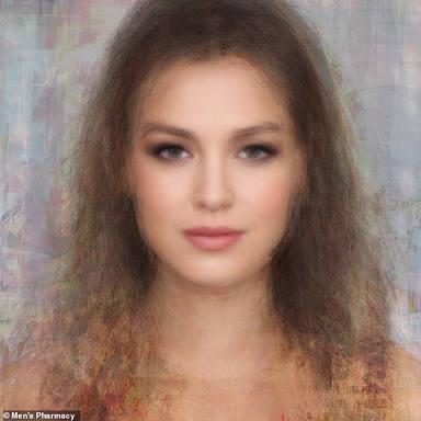 La ciencia desvela las caras del hombre y la mujer perfectos