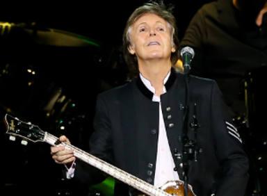 """Paul McCartney estrena """"Get enough"""""""