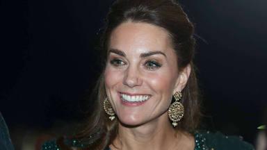 Kate Middleton vuelve a dar una lección de estilo en su viaje oficial a Pakistán