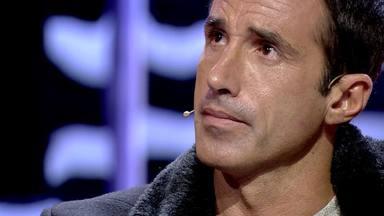 Hugo Sierra se derrumba en 'GH VIP' al hablar de su relación con Adara Molinero