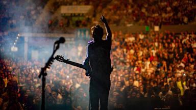 El concierto de Manuel Carrasco en Estadio Metropolitano de Madrid tendrá álbum