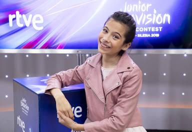 """Melani, emocionada tras su 'puestazo' en Eurovisión: """"He cumplido mi sueño"""""""