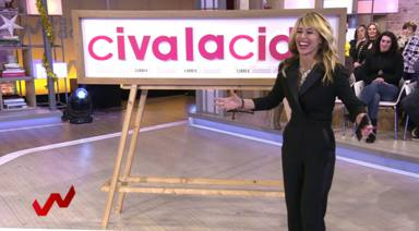 El minuto más difícil de Emma García en directo que le impidió despedir 'Viva la vida'