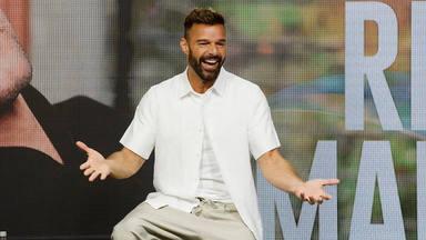 Ricky Martín ha abierto el festival Internacional de la Canción Viña del Mar 2020