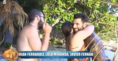 Rocío Flores agradece la ayuda de Albert Barranco