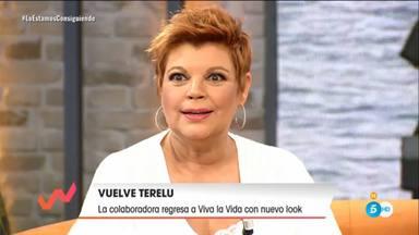 Terelu Campos se cambia de color el pelo