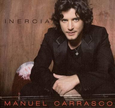 Manuel Carrasco lanza su disco Inercia en 2008