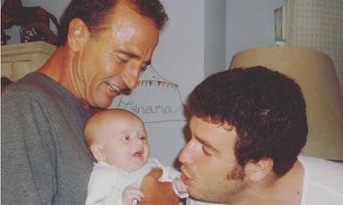Ginevra, la razón de la sonrisa de Alessandro Lequio tras la pérdida de su hijo Álex
