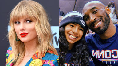 Taylor Swift tiene un bonito detalle con la hija de Kobe Bryant