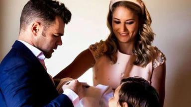 Alba Carrillo y Fonsi Nieto, muy unidos por su hijo Lucas