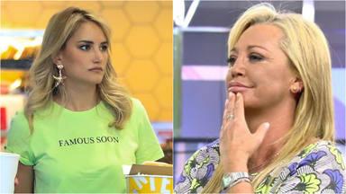 Alba Carrillo la lía al compararse con Belén Esteban tras la muerte de Humberto Janeiro