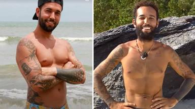 El antes y el después de Omar Sánchez tras su paso por Supervivientes 2021