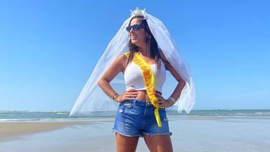 Exclusivas zapatillas: regalo de boda de Anabel Pantoja