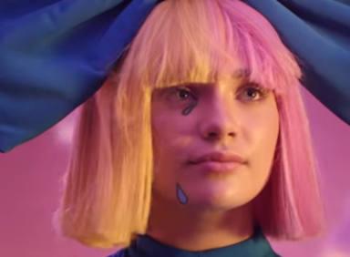 """""""Thunderclouds"""", lo último de Sia en LSD tiene videoclip"""