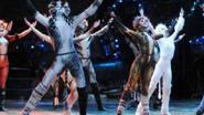 Espectáculo y solidaridad comparten papel en el teatro Gran Vía de Madrid