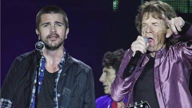Juanes volverá a actuar con The Rolling Stones