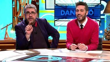 Flo Fernández y Dani Martínez en Cuatro