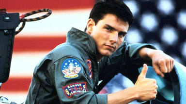 Tom Cruise regresa a la pantalla con la secuela de 'Top Gun' 34 años después de su estreno