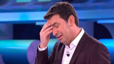 Arturo Valls, el gran perjudicado con la llegada de Pasapalabra: Ahora caigo pierde el pulso