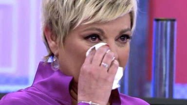 ¿Por qué llora Terelu Campos?