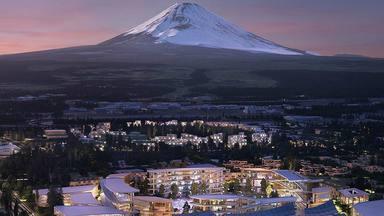 """2000 japonesos viuran a """"la ciutat del futur"""""""