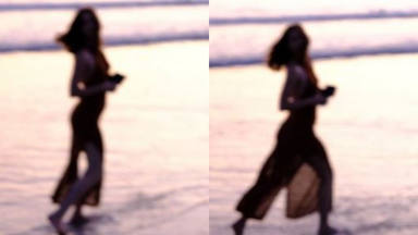 Ana de Armas publica las fotos que le hizo Ben Affleck