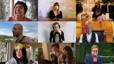 'One World: Together at home', un macroconcierto con más de 100 artistas para luchar contra el coronavirus