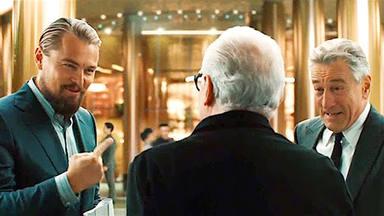 """Vols fer un """"cameo"""" amb Leonardo Di Caprio o Robert de Niro ?"""