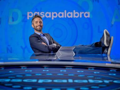 Roberto Leal se siente como en casa en Pasapalabra