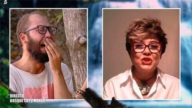 Avilés y su madre, en trámites para participar en un nuevo reality de Telecinco