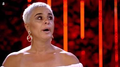 Supervivientes: Ana María Aldón insulto cuñada