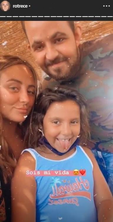Rocío Flores se reencuentra con sus hermanos, David y Lola, tras Supervivientes