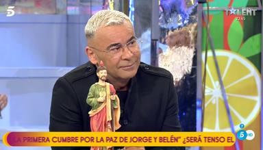Jorge Javier Vázquez soltó todo lo que pensaba de Belén