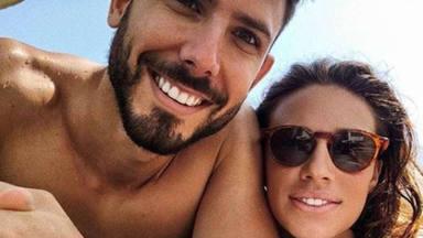 Carola Escámez declara su amor públicamente a su pareja Roberto Martín