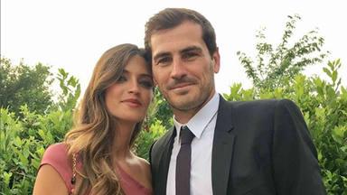 Iker Casillas retirada Sara Carbonero hijos
